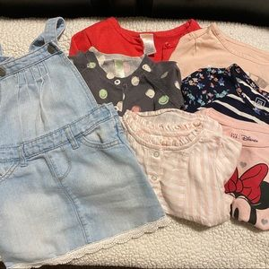 LOT of TODDLER GIRLS (Casual) • Size 2-3T
